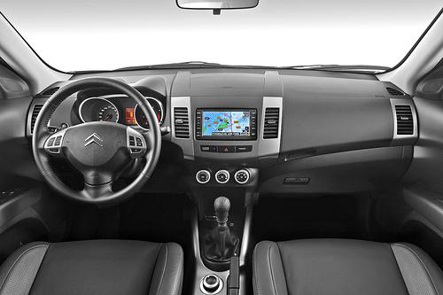 Car picker citroen c crosser interior images for C crosser interieur