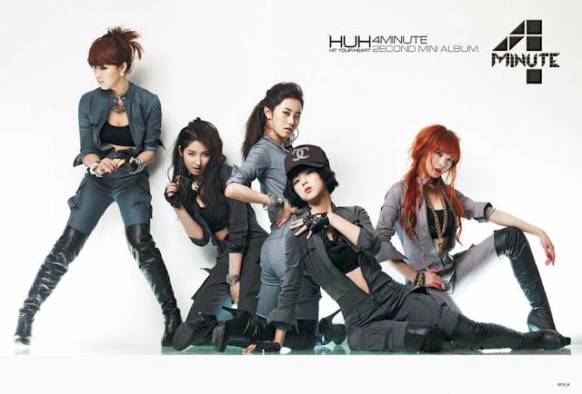 4Minute HUH