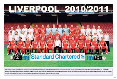 Liverpool 2011 Poster