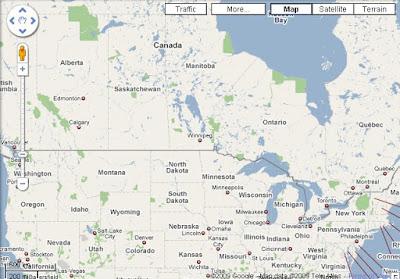 Mapquest Canada