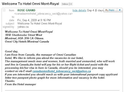 Wellcome To Hotel Omni Mont-Royal