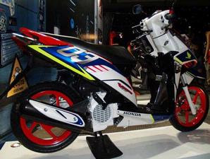 With the ambition youth, Vario Techno anew launched by PT Astra Honda