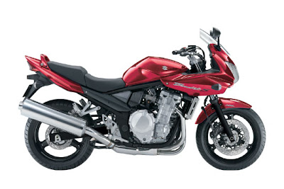 2007 Suzuki Bandit 650 GSF650 Specifications