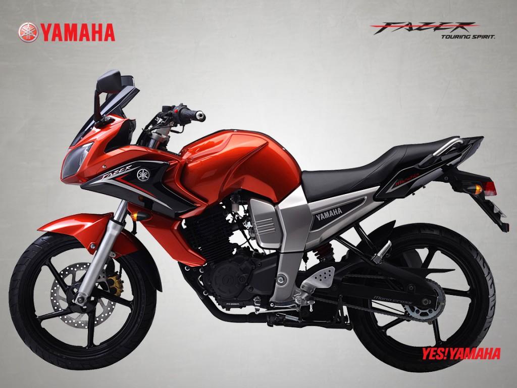 Yamaha Fzx 150 2009 Yamaha Fazer 150