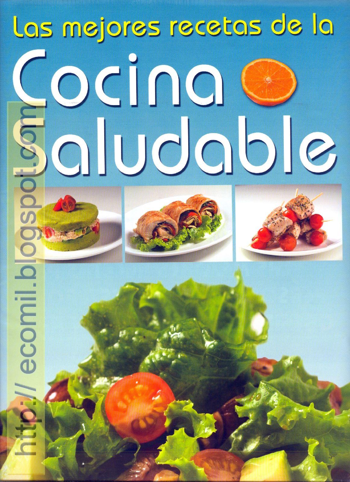 Cocina reposteria cocina saludable for Cocina saludable