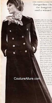 1969 long coat