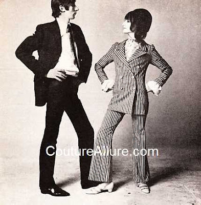 1965 Biba suit