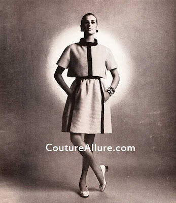 chester weinberg dress, 1967