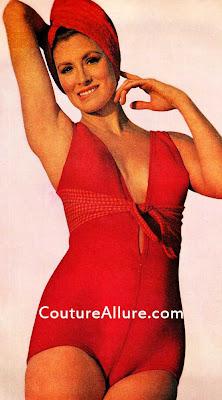 1964, rudi gernreich swimsuit, suzy parker