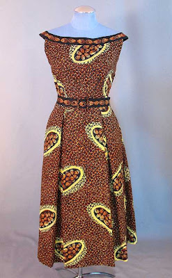 Dress Designs on Vintage Fashion  Vintage Dresses   New This Week At Couture Allure