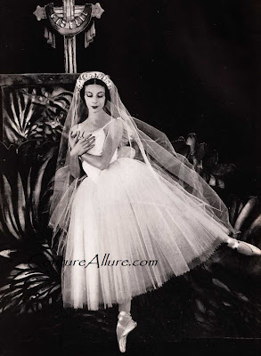 alicia markova, 1942