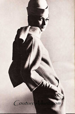 1963, forquet coat