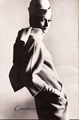 1963, forquet coat