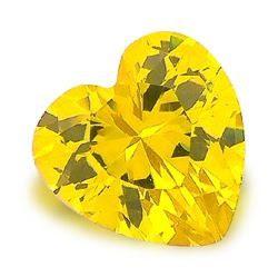 yellow heart