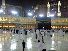 Hujan Di Kaabah