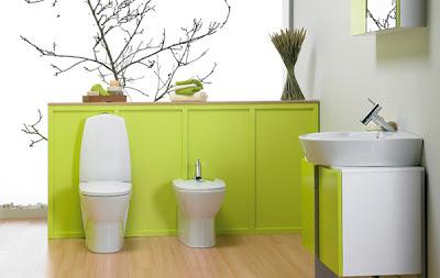 sanindusa bathroom interior design - Ye�il Dekorasyon