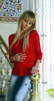 Spor Hamile Giyim Modelleri