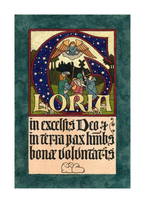 traditional catholic christmas cards
