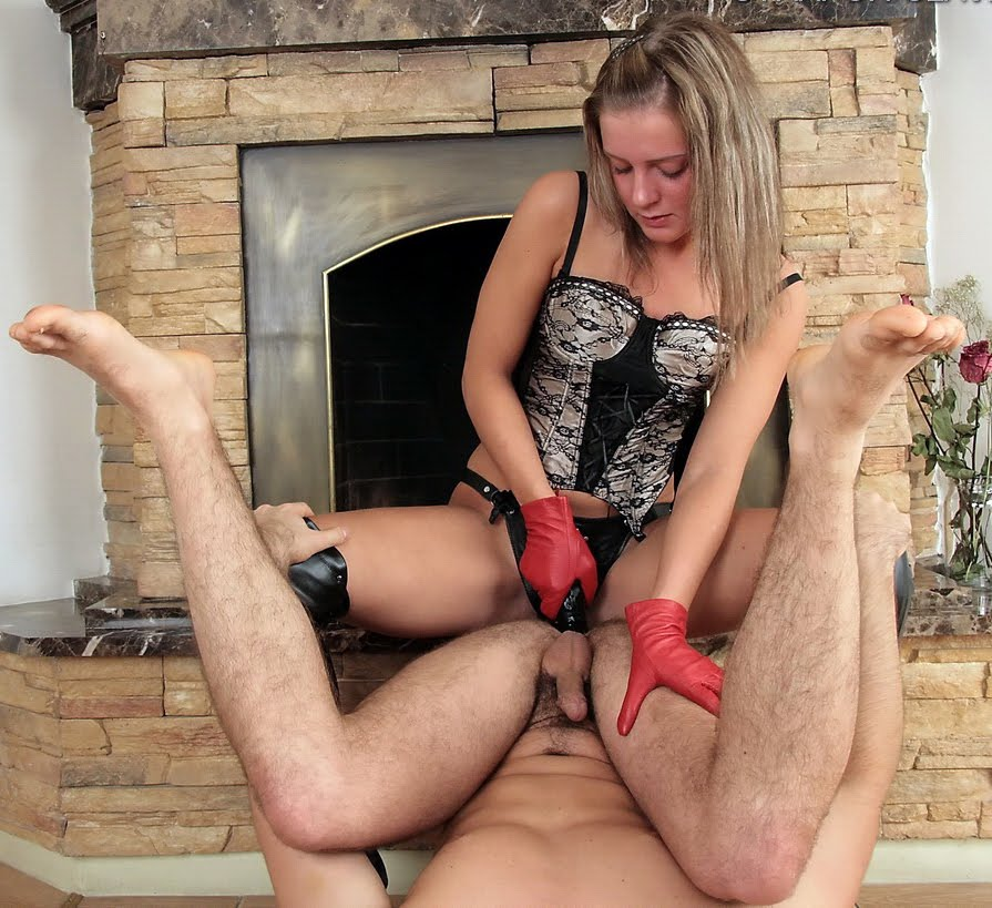 Kvinna slavkontakt