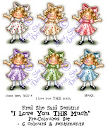 I Love You THIS Much PreColoured Set. Click image to enlarge. (fss prev love you this much col)
