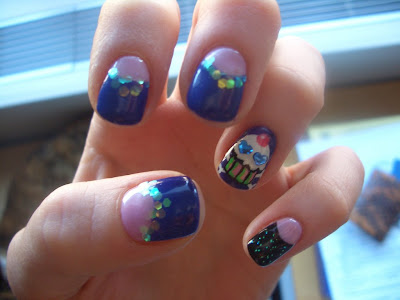 cupcake nail art-6
