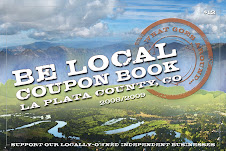 BE LOCAL Coupon Book