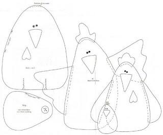 Casita del patchwork patchwork moldes for Fermaporta cartamodello