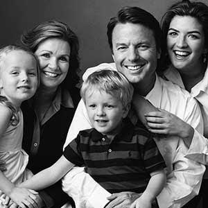 Elizabeth Edwards Family