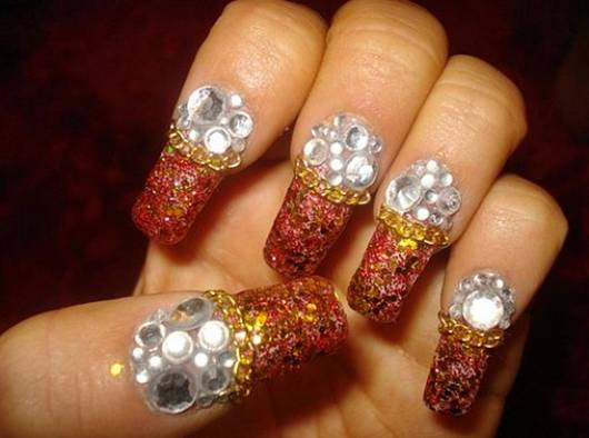 Decorative Nail Art Designs