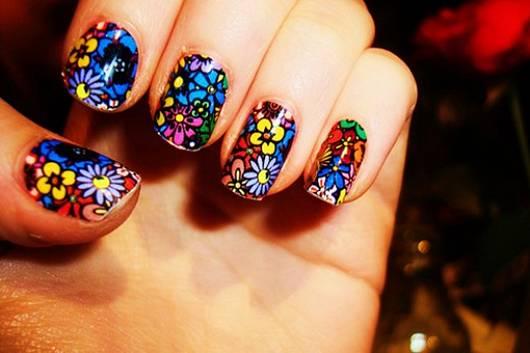 Creative Decorative Nail Art Designs