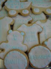 cookies nacimiento Daniel