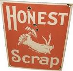 Honest S crap