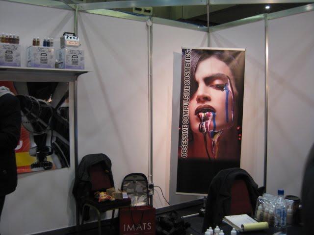 Obsessive Compulsive Cosmetics london imats 2010