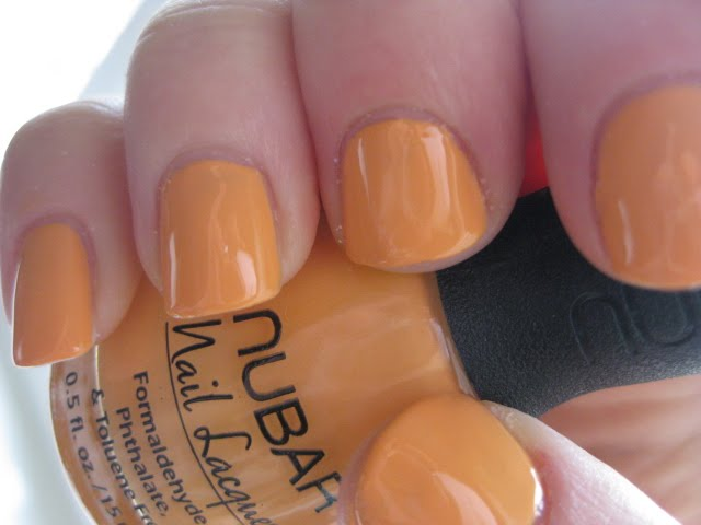 nubar orange creme notd