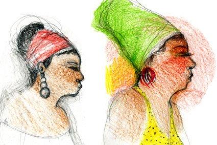 scketch2: Nina Simone
