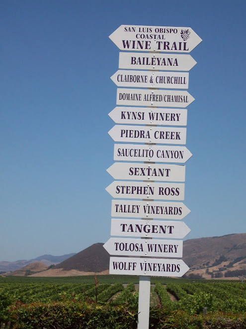 SAN LUIS OBISPO COASTAL WINE TRAIL