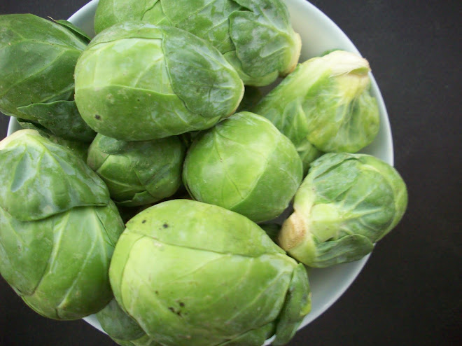 SLO Brussel Sprouts