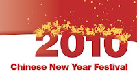 2010 Chinese New Year Festival Cards
