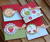 New Years Handmade Greeting Cards