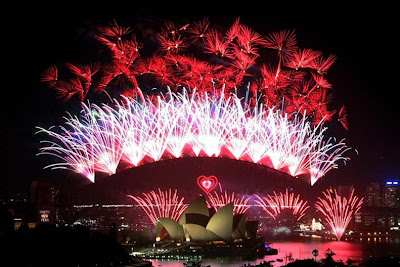 Sydney new years eve celebrations