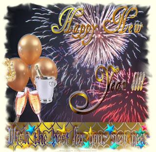 Happy New Year eCards