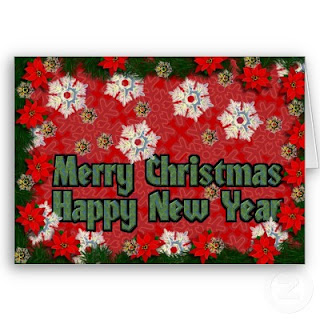 Merry Christmas and New Year