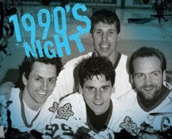 Maple Leafs 90s night
