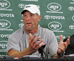 Brett Favre: Facing Sexual Harassment Law Suit