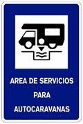 Areas de Servicios para Autocaravanas