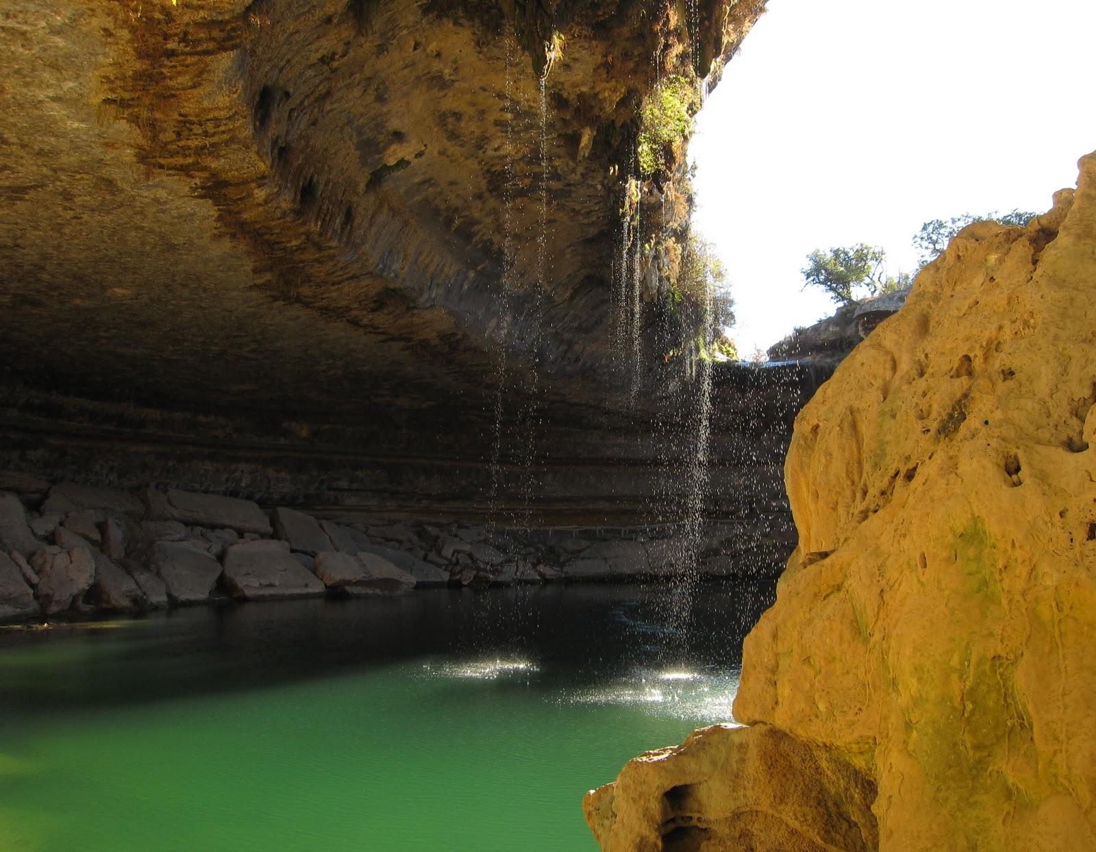 The Hikemasters' Trail Descriptions: Hamilton Pool ...