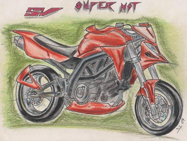 SV super motard