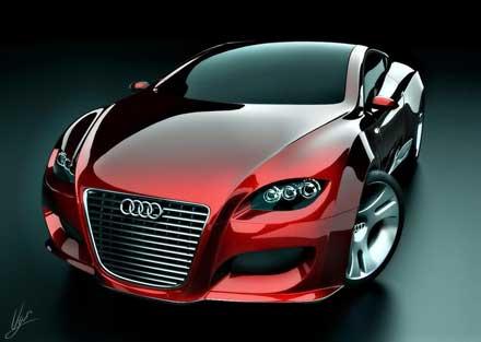 Cars, Concept cars 2011, Audi Locus concept car