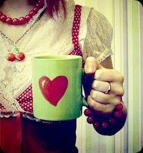 En mi café, en mi radio y en mi tele, siempre estas tú-