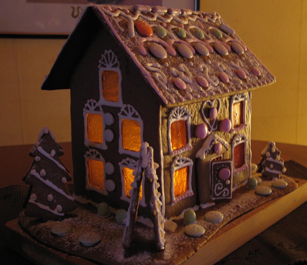 Anun keittiössä marraskuuta 2009